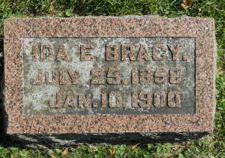 BRACY, IDA E. - Boone County, Illinois | IDA E. BRACY - Illinois Gravestone Photos