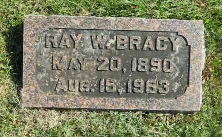 BRACY, RAY W. - Boone County, Illinois | RAY W. BRACY - Illinois Gravestone Photos