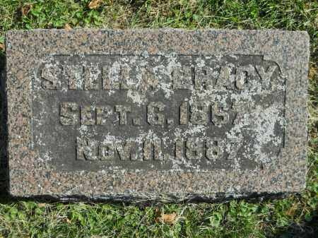 BRACY, STELLA - Boone County, Illinois | STELLA BRACY - Illinois Gravestone Photos