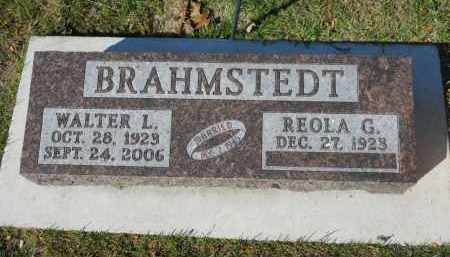 BRAHNSTEDT, REOLA G, - Boone County, Illinois | REOLA G, BRAHNSTEDT - Illinois Gravestone Photos