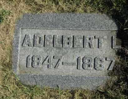 BURCH, ADELBERT L. - Boone County, Illinois | ADELBERT L. BURCH - Illinois Gravestone Photos