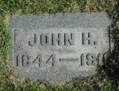 BURCH, JOHN H. - Boone County, Illinois | JOHN H. BURCH - Illinois Gravestone Photos