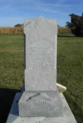 CHAMBERLAIN, EUNICE - Boone County, Illinois   EUNICE CHAMBERLAIN - Illinois Gravestone Photos