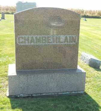 CHAMBERLAIN, FAMILY STONE - Boone County, Illinois | FAMILY STONE CHAMBERLAIN - Illinois Gravestone Photos