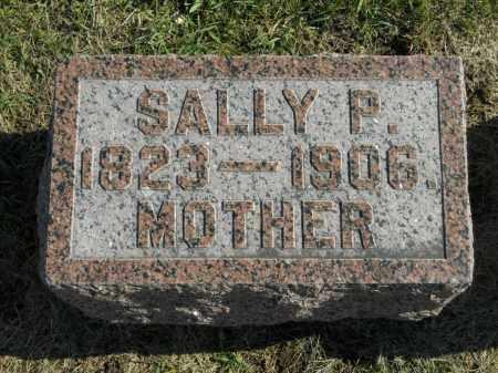 HOVEY CHAMBERLAIN, SALLY P. - Boone County, Illinois | SALLY P. HOVEY CHAMBERLAIN - Illinois Gravestone Photos