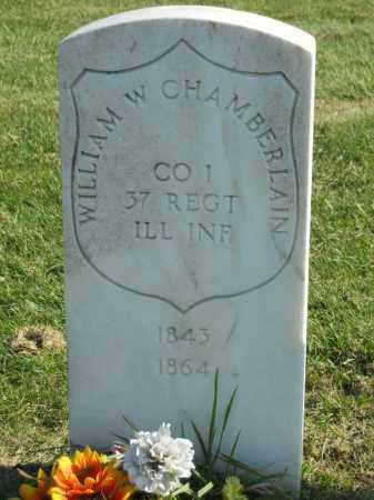 CHAMBERLAIN, WILLIAM W - Boone County, Illinois | WILLIAM W CHAMBERLAIN - Illinois Gravestone Photos