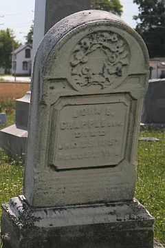 CHAPPELE SR, JOHN B - Boone County, Illinois | JOHN B CHAPPELE SR - Illinois Gravestone Photos