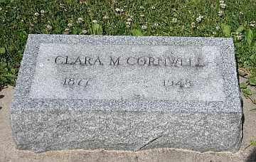 CORNWELL, CLARA MAY - Boone County, Illinois | CLARA MAY CORNWELL - Illinois Gravestone Photos