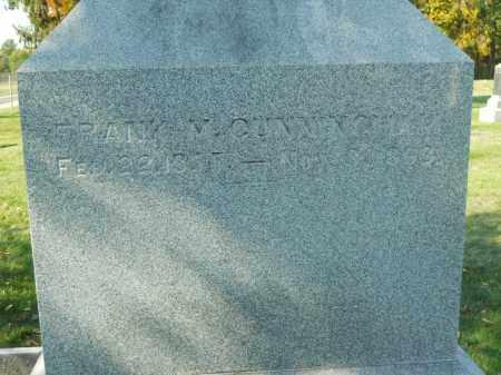 CUNNINGHAM, FRANK V. - Boone County, Illinois   FRANK V. CUNNINGHAM - Illinois Gravestone Photos