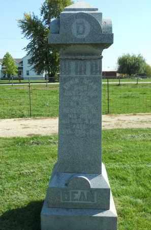 DEAN, EDWIN - Boone County, Illinois | EDWIN DEAN - Illinois Gravestone Photos