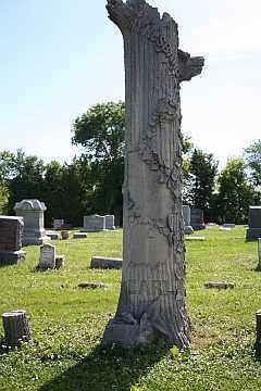 EARL, IDA ZOE - Boone County, Illinois | IDA ZOE EARL - Illinois Gravestone Photos