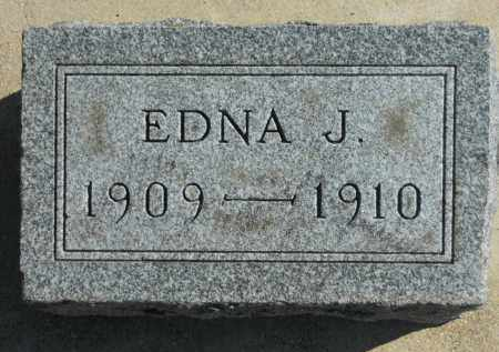 FIDDER, EDNA J. - Boone County, Illinois | EDNA J. FIDDER - Illinois Gravestone Photos