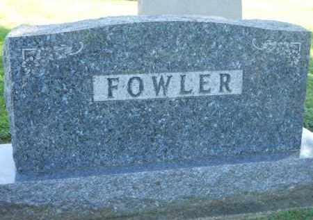 FOWLER, FAMILY STONE - Boone County, Illinois | FAMILY STONE FOWLER - Illinois Gravestone Photos