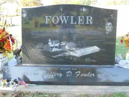 FOWLER, JEFFERY D. - Boone County, Illinois | JEFFERY D. FOWLER - Illinois Gravestone Photos