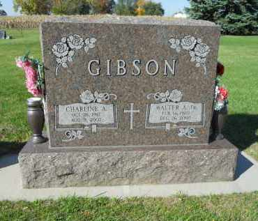 GIBSON, CHARLINE A. - Boone County, Illinois | CHARLINE A. GIBSON - Illinois Gravestone Photos