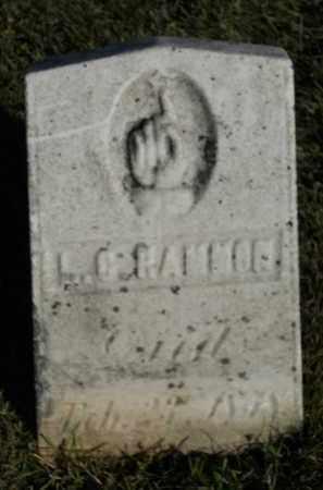 HAMMON, LEANDER C. - Boone County, Illinois   LEANDER C. HAMMON - Illinois Gravestone Photos