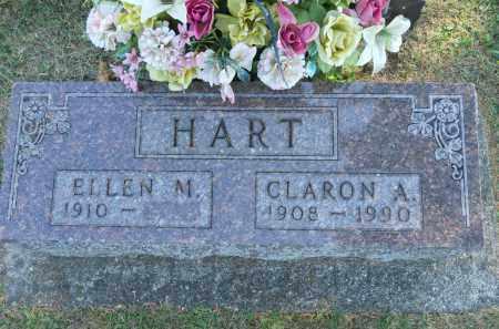 HART, ELLEN M. - Boone County, Illinois | ELLEN M. HART - Illinois Gravestone Photos