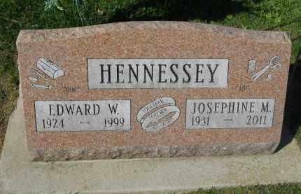HENNESSEY, JOSEPHINE M. - Boone County, Illinois   JOSEPHINE M. HENNESSEY - Illinois Gravestone Photos