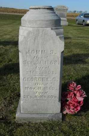 HURLEY, JOHN S. - Boone County, Illinois | JOHN S. HURLEY - Illinois Gravestone Photos