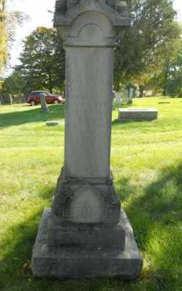 JOHNSON, CARL OSKER - Boone County, Illinois | CARL OSKER JOHNSON - Illinois Gravestone Photos