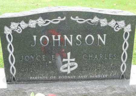 "JOHNSON, JOYCE E. ""JOYCIE"" - Boone County, Illinois | JOYCE E. ""JOYCIE"" JOHNSON - Illinois Gravestone Photos"