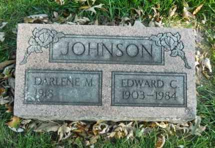JOHNSON, DARLENE M. - Boone County, Illinois | DARLENE M. JOHNSON - Illinois Gravestone Photos