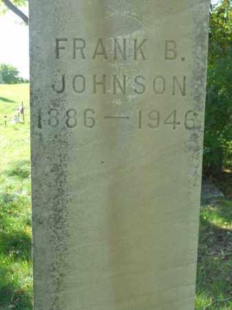 JOHNSON, FRANK B. - Boone County, Illinois | FRANK B. JOHNSON - Illinois Gravestone Photos