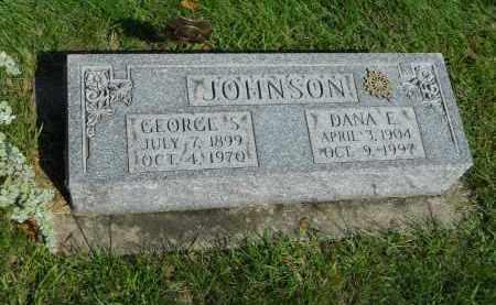 JOHNSON, DANA E. - Boone County, Illinois | DANA E. JOHNSON - Illinois Gravestone Photos