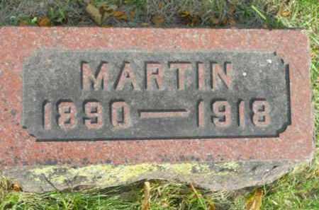 JOHNSON, MARTIN - Boone County, Illinois | MARTIN JOHNSON - Illinois Gravestone Photos