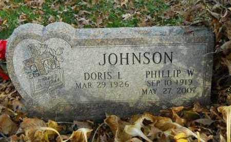JOHNSON, DORIS L. - Boone County, Illinois | DORIS L. JOHNSON - Illinois Gravestone Photos