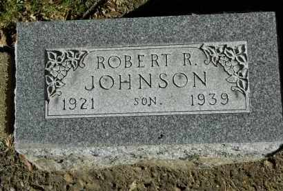 JOHNSON, ROBERT R. - Boone County, Illinois | ROBERT R. JOHNSON - Illinois Gravestone Photos