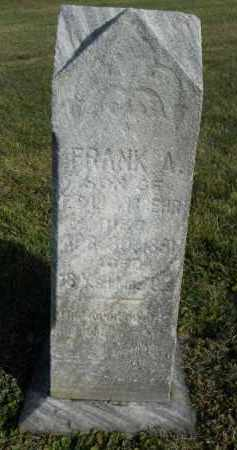 LANGREHR, FRANK A. - Boone County, Illinois | FRANK A. LANGREHR - Illinois Gravestone Photos