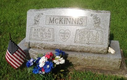 MCKINNIS, WAYNE A. - Boone County, Illinois | WAYNE A. MCKINNIS - Illinois Gravestone Photos
