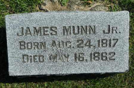 MUNN, JAMES JR. - Boone County, Illinois | JAMES JR. MUNN - Illinois Gravestone Photos