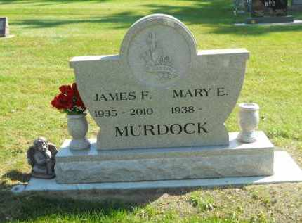 MURDOCK, JAMES F. - Boone County, Illinois   JAMES F. MURDOCK - Illinois Gravestone Photos