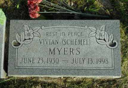 MYERS, VIVIAN - Boone County, Illinois | VIVIAN MYERS - Illinois Gravestone Photos
