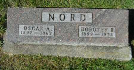 NORD, DOROTHY B. - Boone County, Illinois | DOROTHY B. NORD - Illinois Gravestone Photos