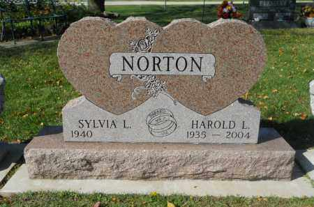 NORTON, SYLVIA L. - Boone County, Illinois | SYLVIA L. NORTON - Illinois Gravestone Photos