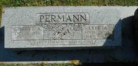 PERMANN, CHERYL K. - Boone County, Illinois | CHERYL K. PERMANN - Illinois Gravestone Photos