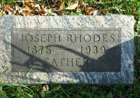 RHODES, JOSEPH - Boone County, Illinois | JOSEPH RHODES - Illinois Gravestone Photos
