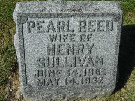 REED SULLIVAN, PEARL - Boone County, Illinois | PEARL REED SULLIVAN - Illinois Gravestone Photos