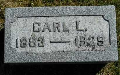 THRUSH, CARL L. - Boone County, Illinois | CARL L. THRUSH - Illinois Gravestone Photos