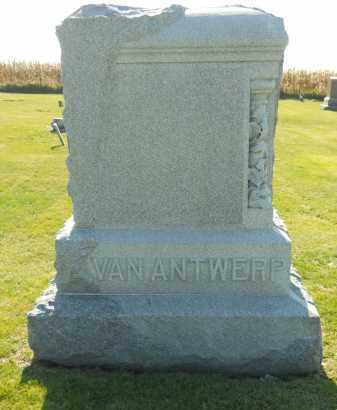VANANTWERP, FAMILY STONE - Boone County, Illinois | FAMILY STONE VANANTWERP - Illinois Gravestone Photos