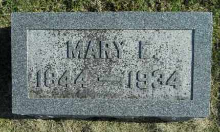 VANANTWERP, MARY E. - Boone County, Illinois | MARY E. VANANTWERP - Illinois Gravestone Photos