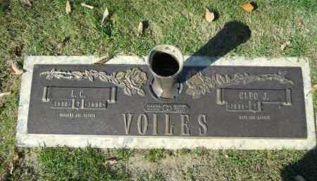 VOILES, LC - Boone County, Illinois | LC VOILES - Illinois Gravestone Photos