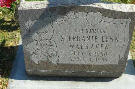 WALRAVEN, STEPHANIE LYNN - Boone County, Illinois | STEPHANIE LYNN WALRAVEN - Illinois Gravestone Photos