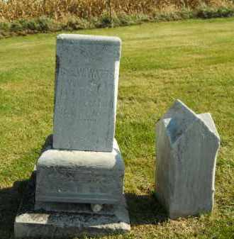 WATTS, GEORGE W. - Boone County, Illinois | GEORGE W. WATTS - Illinois Gravestone Photos