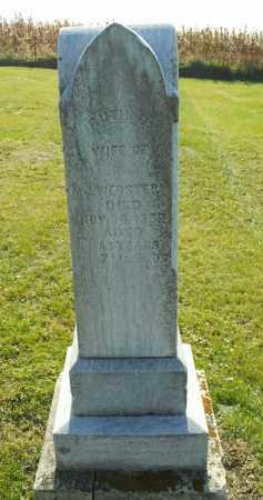 WEBSTER, RUTH D. - Boone County, Illinois   RUTH D. WEBSTER - Illinois Gravestone Photos