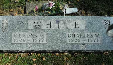 WHITE, GLADYS E. - Boone County, Illinois | GLADYS E. WHITE - Illinois Gravestone Photos