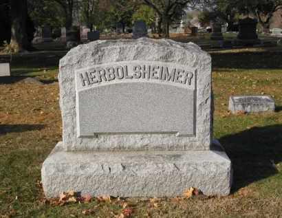 HERBOLSHEIMER, SEBASTIAN - Bureau County, Illinois | SEBASTIAN HERBOLSHEIMER - Illinois Gravestone Photos